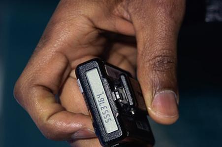 a beeper
